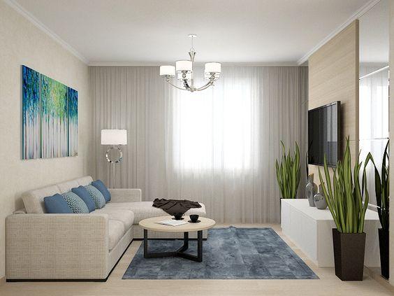 30 Beautiful Living Room Decor And Design Ideas; farmhouse living room; small space living room ideas; grey living room.