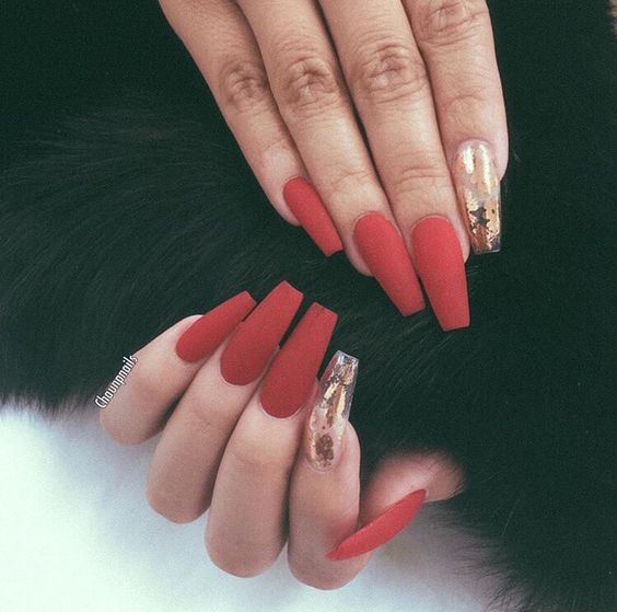 Christmas acrylic nails; winter coffin nails; fall acrylic nails; Medium/long coffin acrylic nails; Glitter Nails, Nägel, Pink Nails, Acrylic Nails.