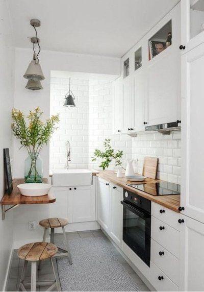 51 Gorgeous Kitchen Design Ideas for Small House
