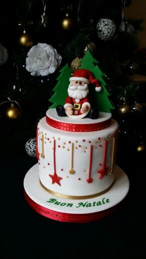 62 Awesome Christmas Cake Decorating Ideas And Designs Page 39 Of 62 Seshell Blog