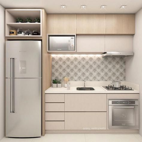 51 Gorgeous Kitchen Design Ideas For Small House Page 15 Of 51
