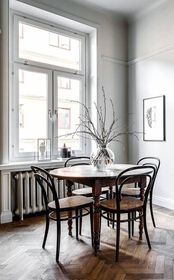 kitchen dining room; dining room decor; small dining room inspiration; farmhouse dining room decor; rustic dining room decor.