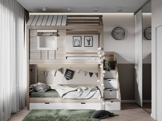 30 UNIQUE CHILD BEDROOMS THAT YOU CAN TRY
