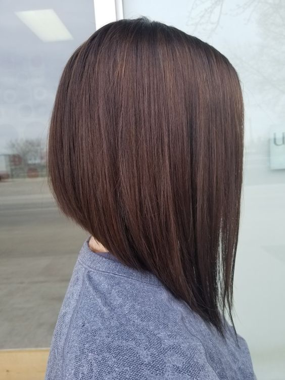 Looking for more trendy short or medium bob hairstyles? Just visit our blog to find more. medium bob haircuts; straight bob haircuts; short bob hairstyles. #bobhairstyles #shorthairstyles #mediumbobhaircuts