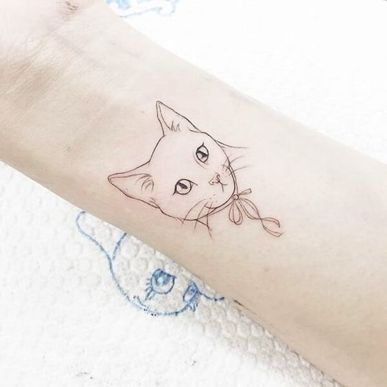 37  Cat Tattoos Designs And Ideas For Cat Lovers