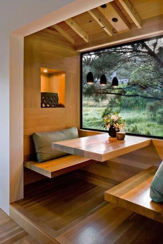41 Bow Window Simple Elegant Look