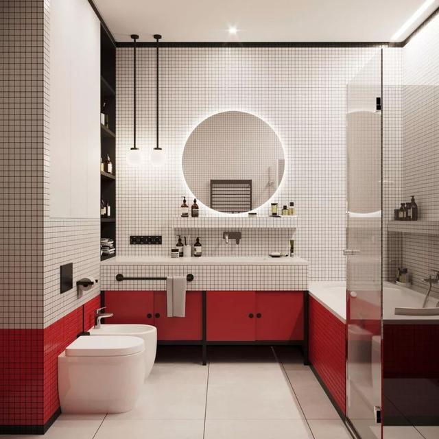 44 Good Apartment Bathroom Decoration Ideas