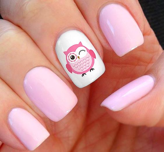 28 CUTE SPRING NAIL ART DESIGNS 2019
