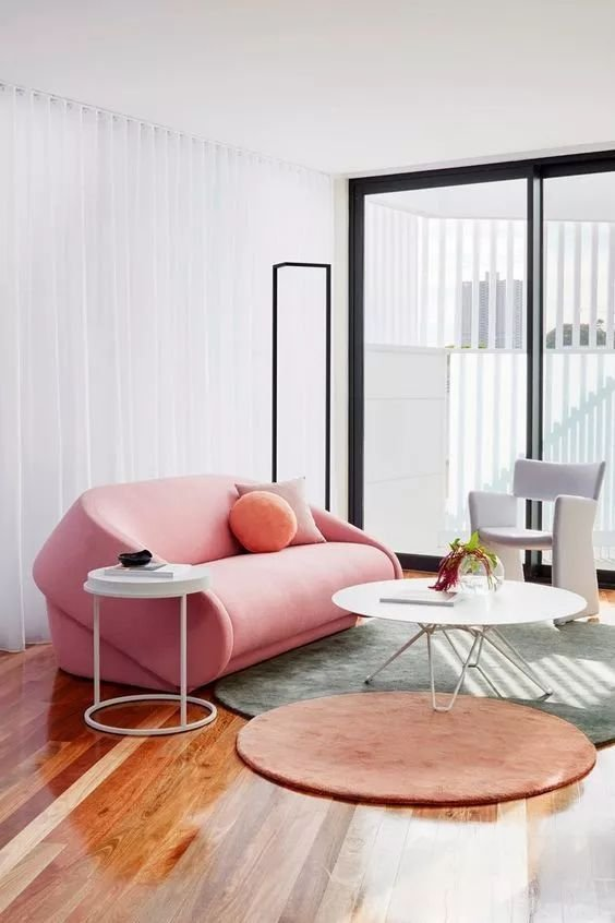 30+ sofas of different colors #sofas