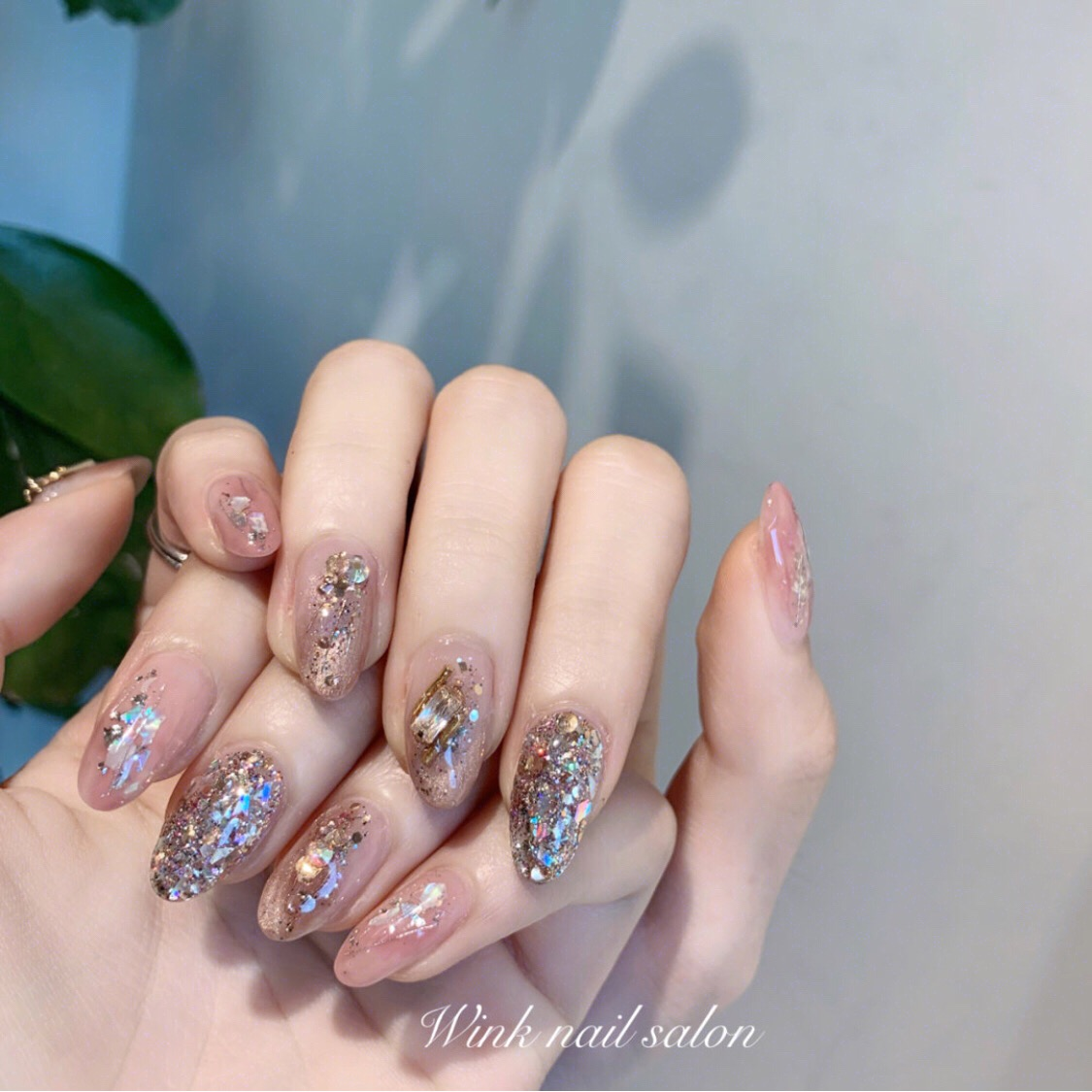 39 wedding nail Art For Brides Ideas Marriage nail,Bridesmaid