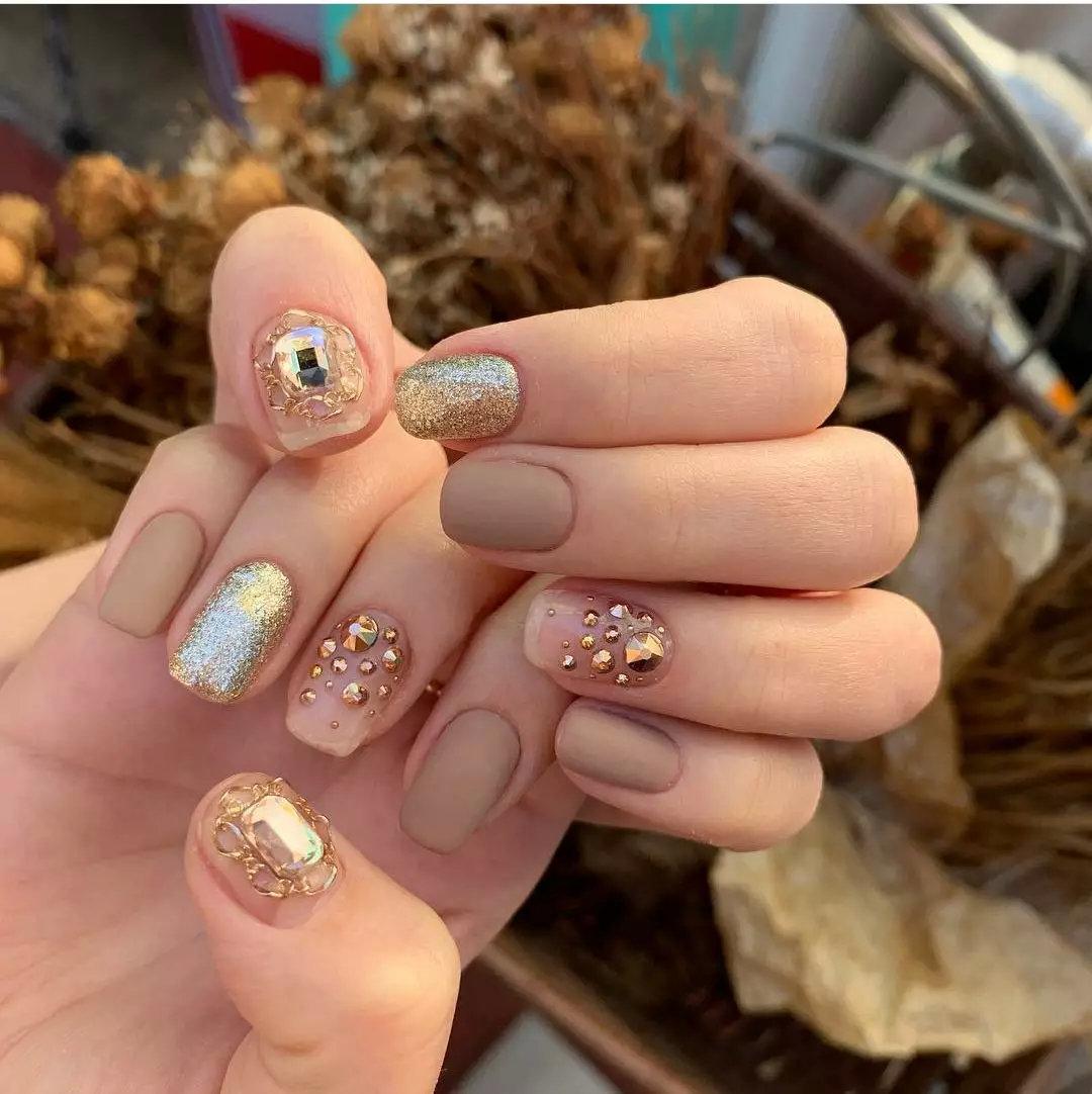 39 wedding nail Art For Brides Ideas Marriage nail,Bridesmaid